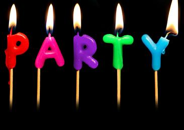 Partycandles