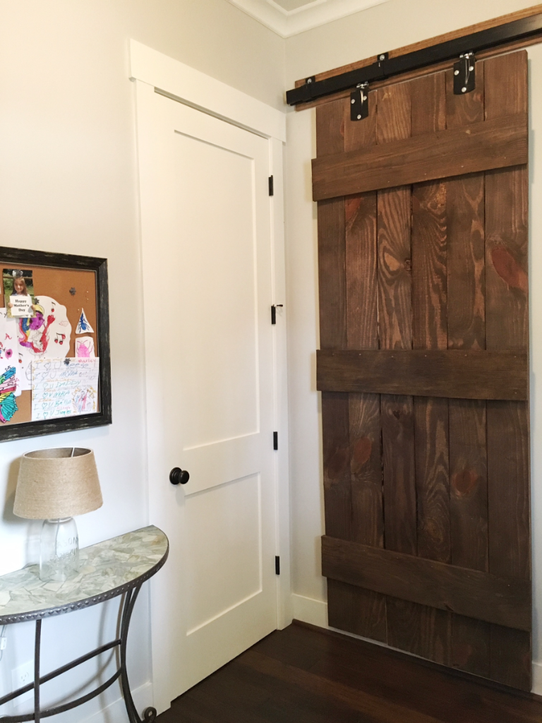 Rustic Barn Door