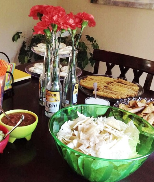Cinco de Mayo Table
