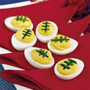 Football eggs