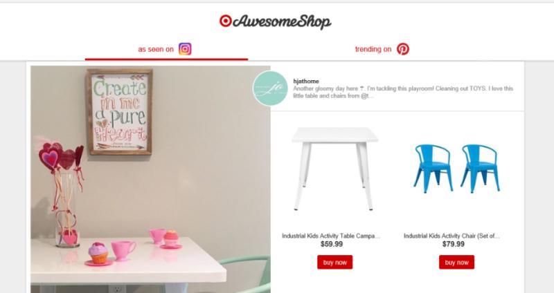 Target AwesomeShop
